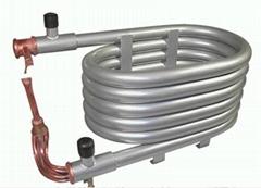 套管式蒸发器冷凝器