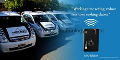 OEM GPS Tracker OCT600 RFID Fleet Management