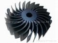 extruded aluminum led heatsink for LED cooling, led heatsink
