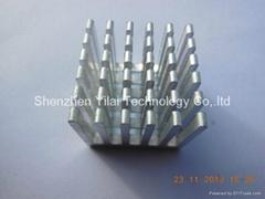 Motherboard heatsink used in computer