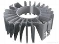 Aluminum heatsink, makers led heatsink,