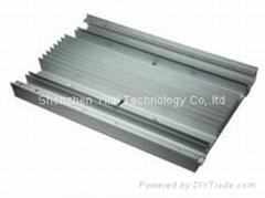 LED street light heat dissipation theraml solutions