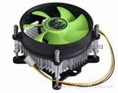 3 pin hydraulic bearing cpu cooling fans for PC cooler