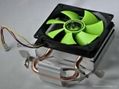 2200RPM 92*92*25mm fan and 12V cpu cooling cooler fan 1