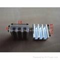 Aluminum 14*14*6mm heatsink from
