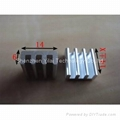 Aluminum 14*14*6mm heatsink from heatsink-yl factory
