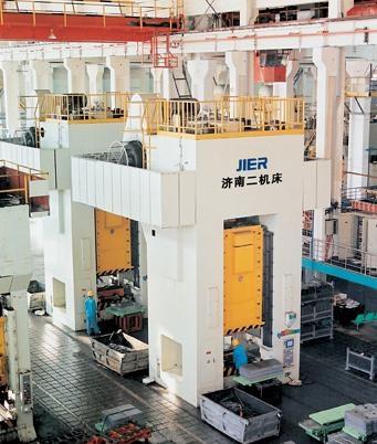 动压力机_闭式单点单动压力机-JD31-160~2000-济南二机上海江苏0512-55110708