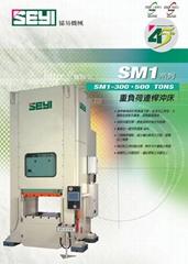 臺灣協易沖床 SM1系列