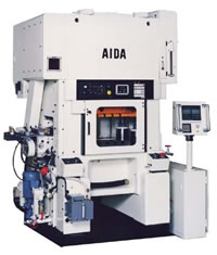 AIDA高速冲床 AXEL系列
