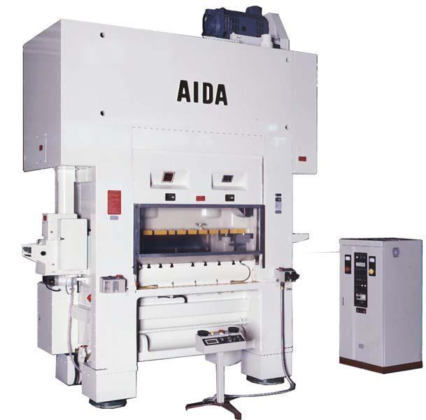 AIDA高速冲床 HMX系列 1