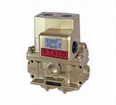 日本TACO雙聯電磁閥