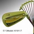 陽江高爾夫球桿批量生產 2