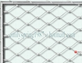 Stainless Steel rope Mesh for architectural decoration
