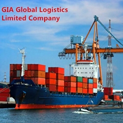 Sea  Shipping from China to Germany
