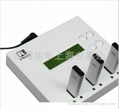 1:2 Standalone USB 2.0 Flash Drive Duplicator and Eraser - Flash Drive Copier