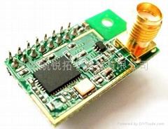 433M/470M具有Mesh无线自组网功能的无线模块