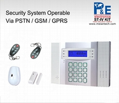 868MHz Alarm Control Panel
