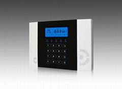 Touch Screen Home Security Intruder System