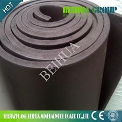 heat resistant materials foam rubber insulation board