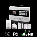 Auto-Dial Wireless Alarm System Intelligent English Voice Operate 2