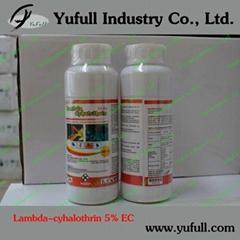 Lambda-cyhalothrin 10% WP Agrochemicals