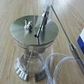 Fat transplantation filter system for