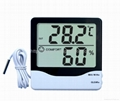 Household Digital Max Min Hygro Thermometer 2