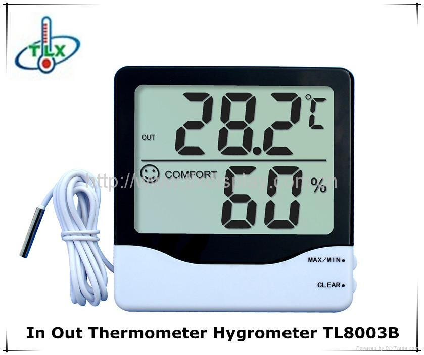 Household Digital Max Min Hygro Thermometer 1