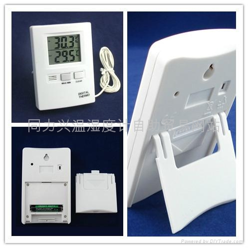 Big Digit Wired Indoor/Outdoor Thermometer 2