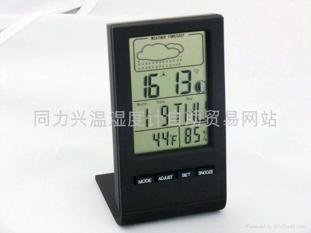 Super Wireless Weather Station with Weather Forecast  1