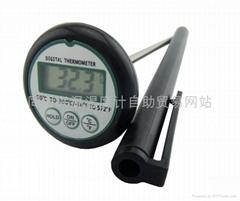 厨房烧烤食品温度计
