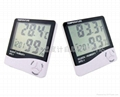 Greenhouse Digital Compact Min/Max Thermo-Hygrometer  2