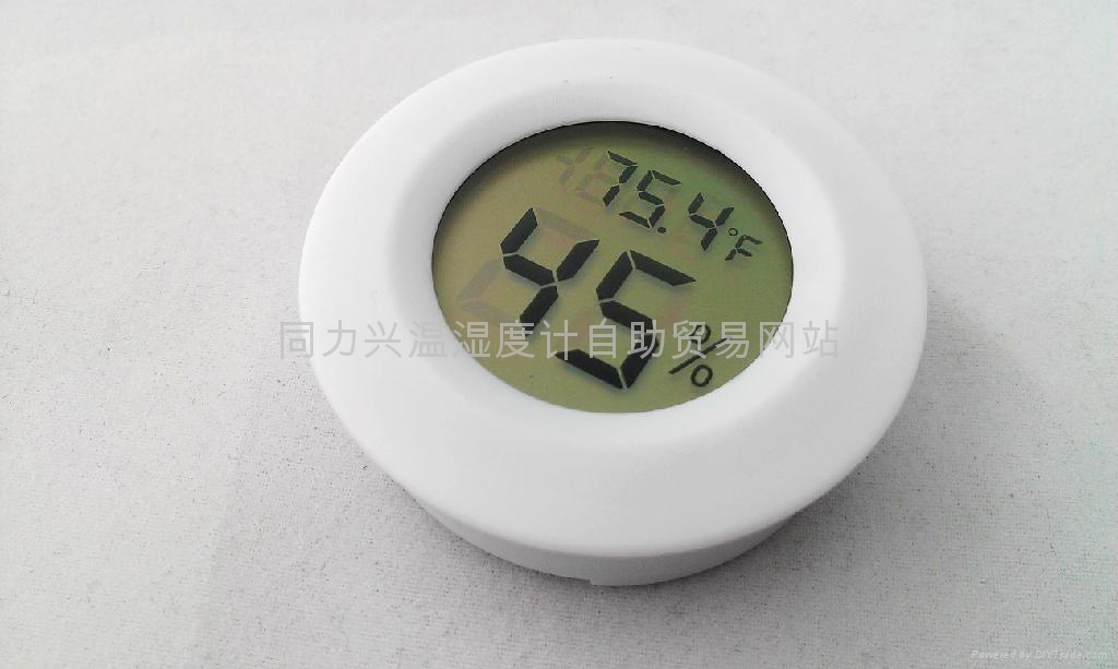 Cigar Humidor Hygrometer Thermometer Electronic Thermometer,Best Price 4