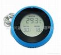 Max Min Suction Cup Fish Tank/ Fridge Thermometer Sticker 3
