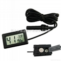Mini Digital Hygrometer Thermometer