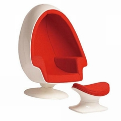 Lee West Stereo Alpha Egg Chair