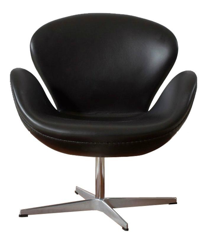 雅各布森玻璃钢天鹅椅