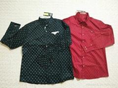 mens fashion shirt winter