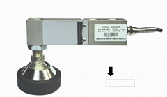 Shear Beam load cell equipped with many indenters