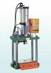 生产压力5吨气液增压冲床