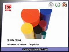 UHMW PE Rod/PE1000 Rod