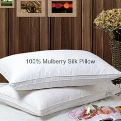 100% Mulberry Silk Pillo
