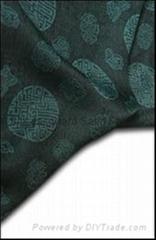 Silk Jacquard Satin Fabrics