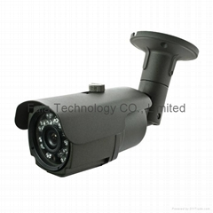 IR Waterproof Fixed CCTV Camera FLPE23N CCD/CMOS 23pcs 5mm IR 20M 3.6mm Lens