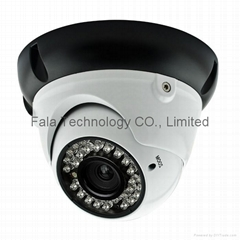 "3.5""  IR Metal Dome Camera with 420TVL-1000TVL Optional"