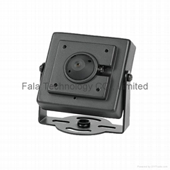 3.7mm pin-hole lens mini camera Match Easy-installing Bracket