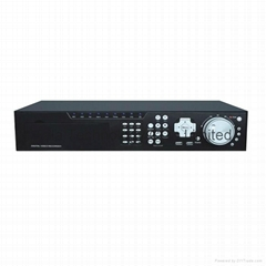 high quality realtime full 16 channel d1 dvr recorder