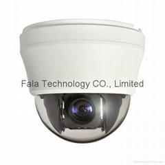 High Speed 360° rotate Dome Camera