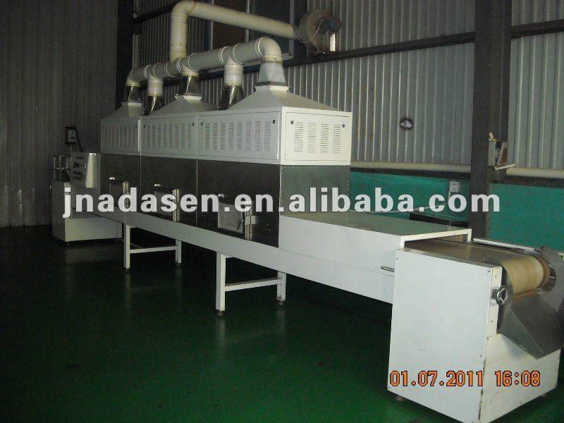 microwave drying/Mushroom dust sterilizer machin 5
