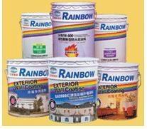 永記造漆虹牌環保內外牆塗料